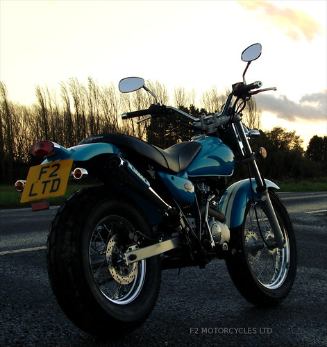 Surf Up fro F2 Motorcycles Ltd