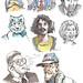 newspaperMugs by Steven B. Reddy