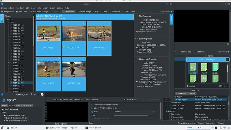 digiKam5.0.0-beta3-Lut3Dtool-2