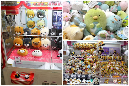 Claw Machines