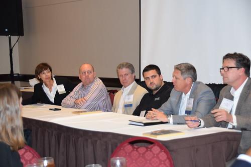 Top 15 Bldrs Panel Discussion GT2015 - Mary Shanklin-Orlando Sentinel - Derek Andruss-Minto - Greg Carlson-KHovnanian - Jason Ghazvini-Premier - Mark Ogier-Contravest - Gerard van der Lann-ZOM Florida