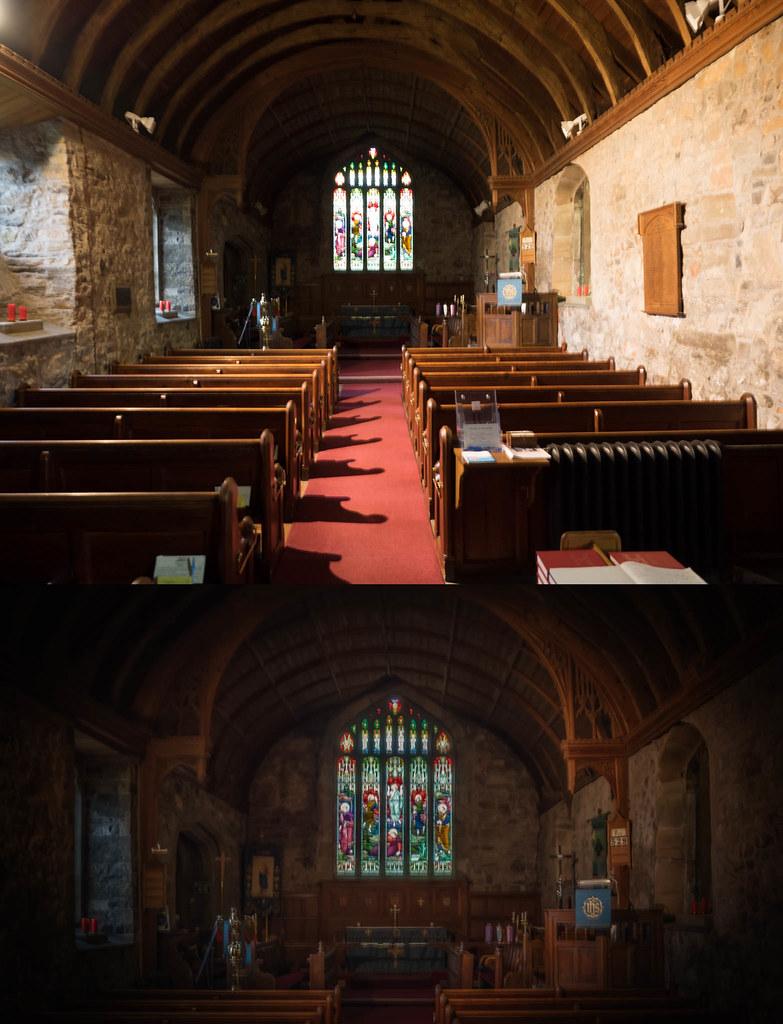 Saint Melidens Church