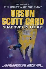 Orson Scott Card - Shadows in Flight