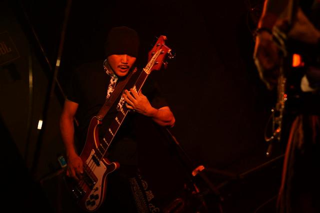 SPUTNIK KOMBINAT live at Adm, Tokyo, 18 Dec 2015. 062