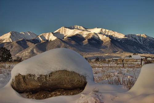 mountain sunrise colorado