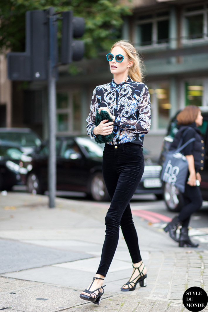 how to wear velvet streetstyle inspiration outfits17