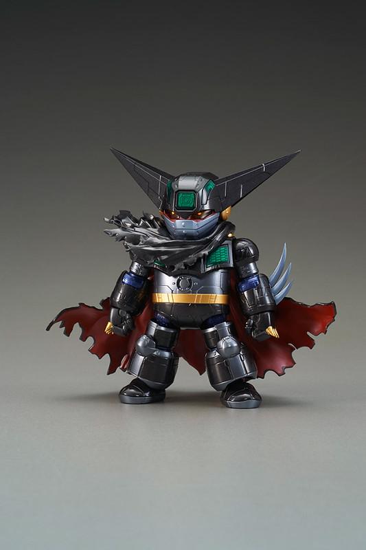 AA合金《真蓋特機器人 世界最後之日》黑蓋特 【金屬色版本】!