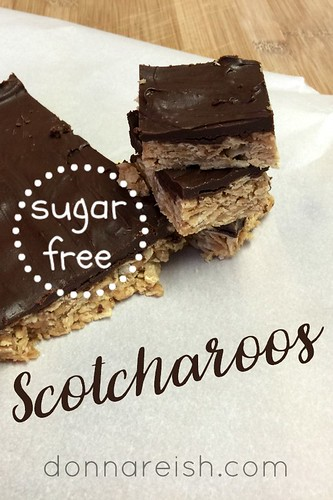 Sugar-Free Scotcharoos