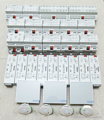 KNX equipment Zennio