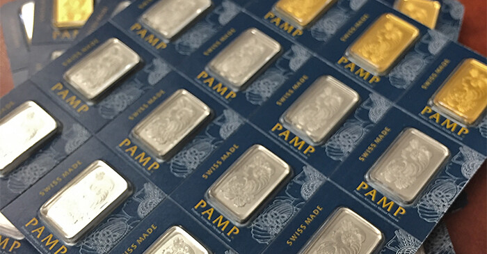 Money Metals Exchange is proud to offer gold, silver, platinum & palladium bars in the handy Multigram Portfolio.