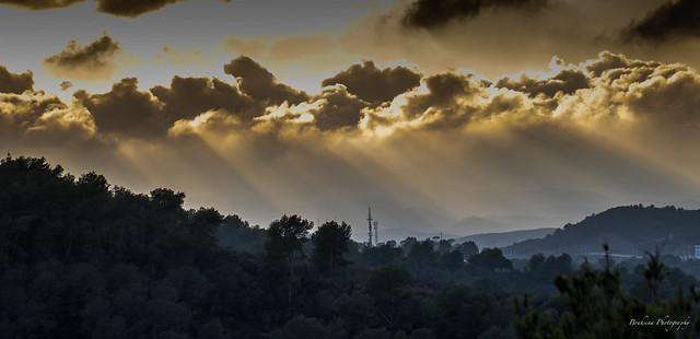 Dramatic sky - Morocco