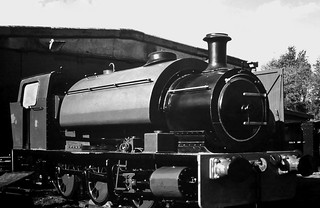 90-256  Stored at Quainton Road;  Yorkshire Engine Company 0-6-0ST 2498/1951 'Chislet'