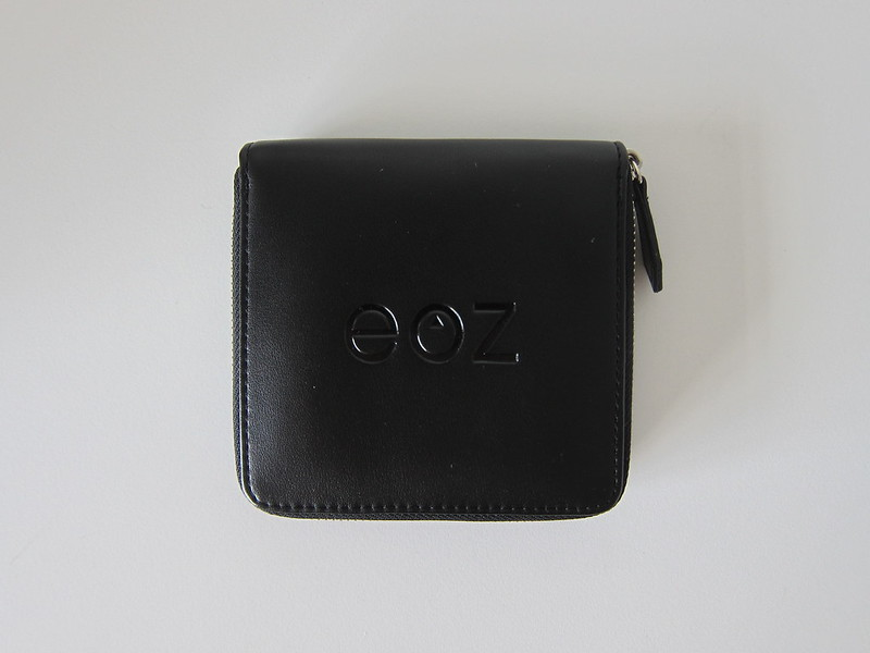 EOZ One - Leather Carrying Pouch