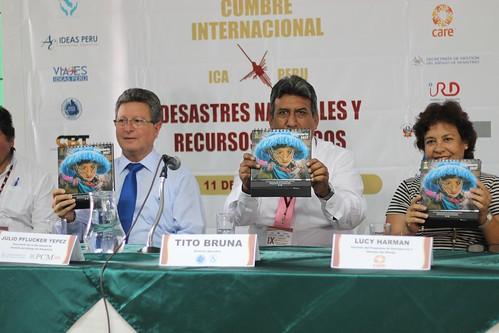 1er dia: IX CUMBRE INTERNACIONAL ICA 2017