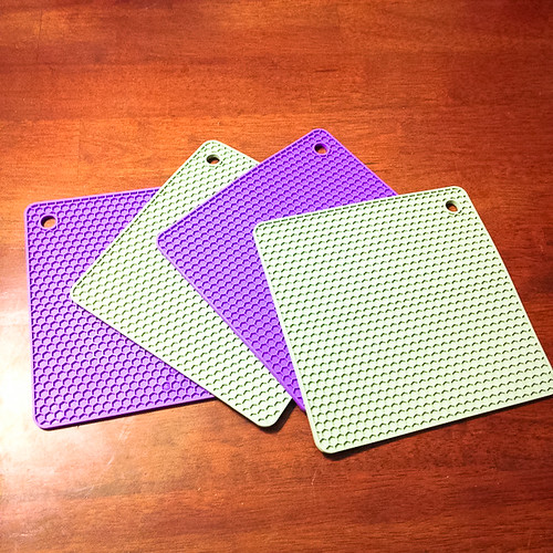 PratiPad Silicone Pot Holder