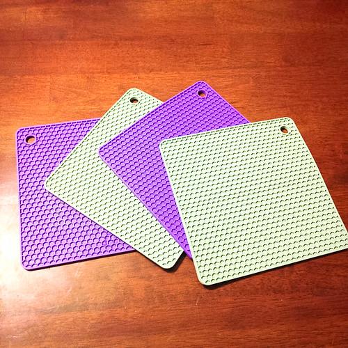 PratiPad Silicone Pot Holder