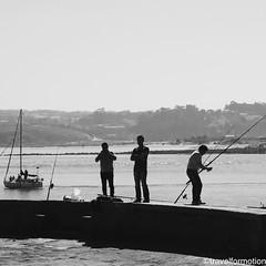 #fishermen #blackandwhite #blackandwhitephotography #porto #oporto #porto_ig #visitporto #portugal #loves_porto #portolovers #wanderlust #travel #travelgram #vsco #vscocam #guardiantravelsnaps #guardiancities #citytrip #travelphotography #igers_porto #vis