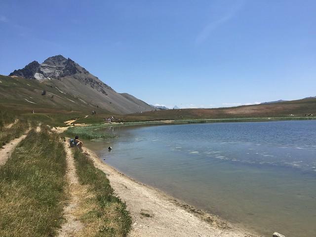 GR5 lac des Thures