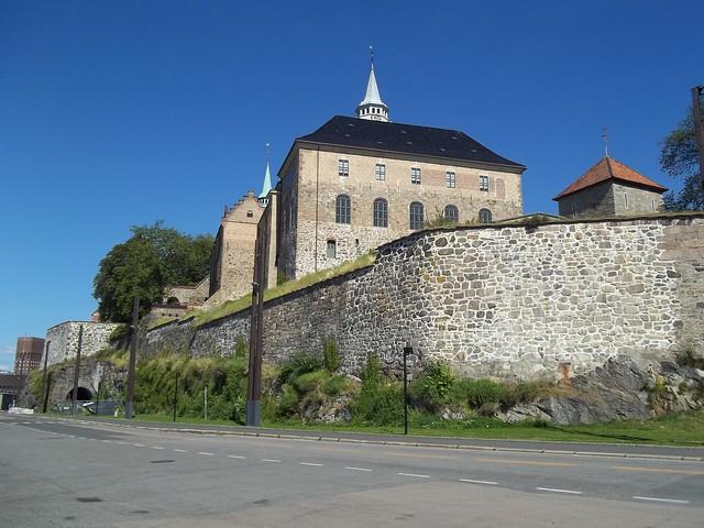 Header of Akershus Fortress