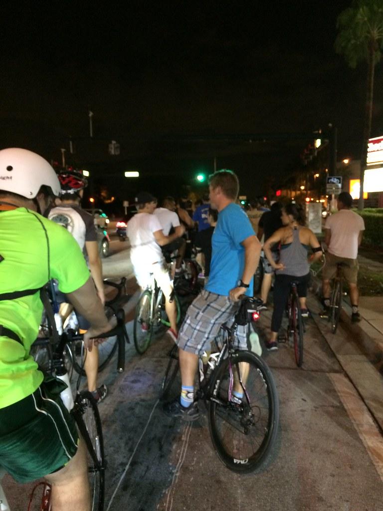 Bicihangeo ride Fort Lauderdale Aug 26 2015