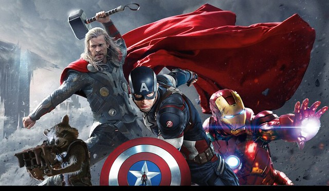 Ranking The Movies of The Marvel Cinematic Universe (So Far)