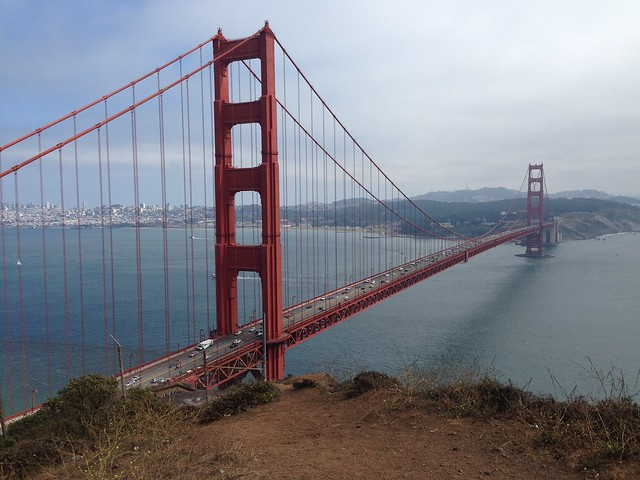 The best angle for the GGB photo, IMO
