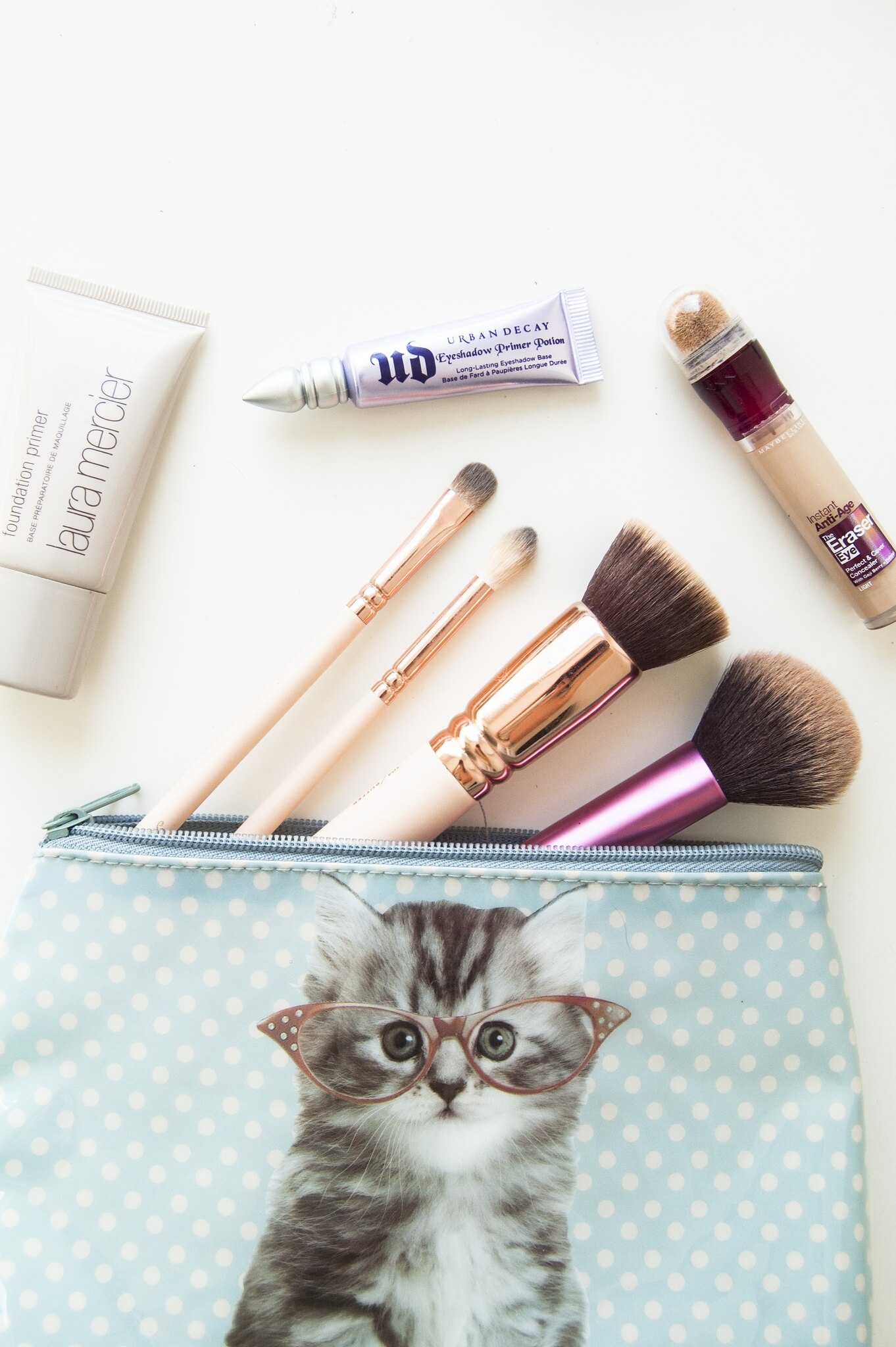 travel makeup two