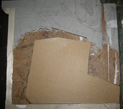 03_3104 rough cut base thin card for tiling area work