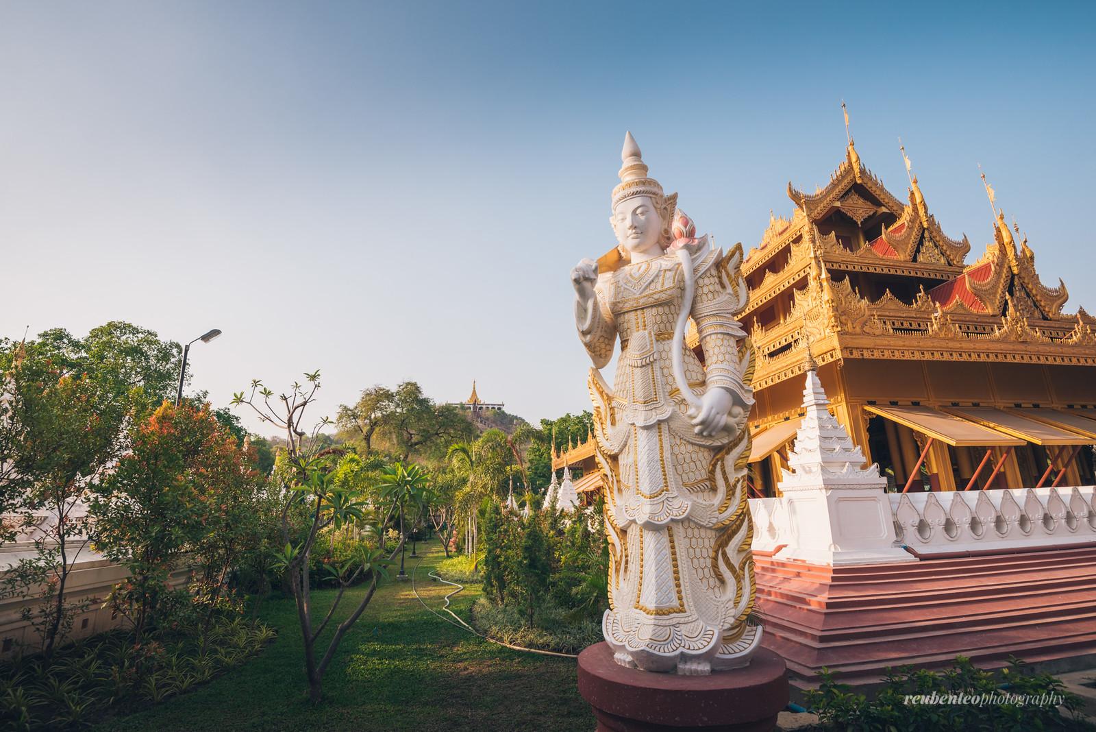 Kyauktawgyi Paya Temple, Mandalay