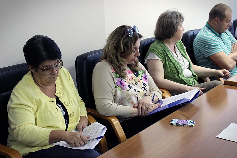 Заседание рабочей группы АРПП