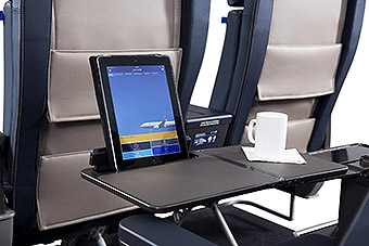 United nuevo asiento para tablets (United)