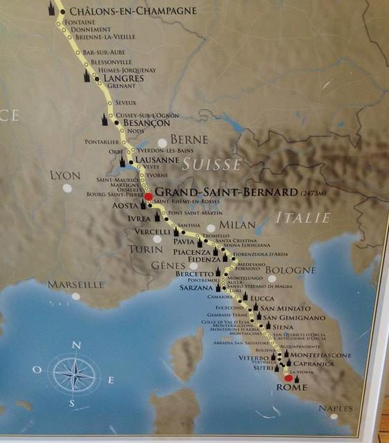 Rutigliano- Giuseppe Dell'aere- Dopo l'Italia, penso al Cammino di Santiago (1)