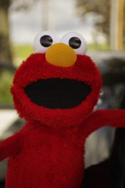 Maybe Elmo?