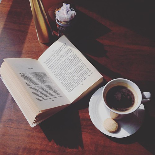 Enjoying a Good Cuppa Coffee with a Book. GO GRAB YOUR CUPPA @cupoflife_coffeeshop  Cafe • Coffee Shop • Bakery Langverwacht Street, Kuilsrivier ? Coffee lovers! ?? OPEN: TUE-FRI 7:00-3:00 SAT 8:00-1:00 SUN 9:00-11:00  #cookie #cupcake #cake #treat