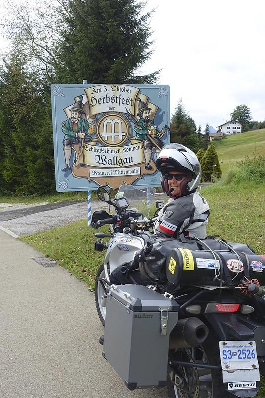 alpine road 16