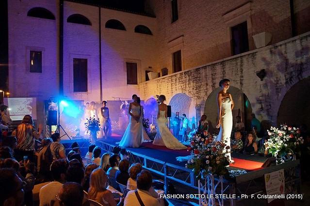 Grande successo per la seconda edizione di Fashion sotto le stelle-spose in passerella