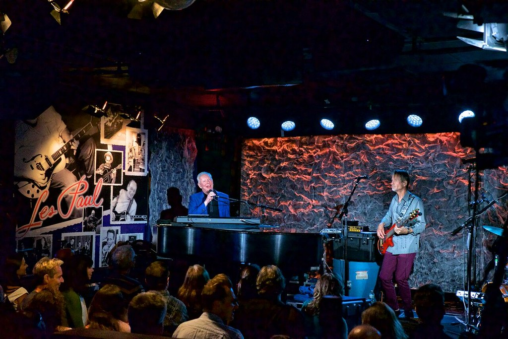 Joe Jackson Live at The Iridium for Front and Center