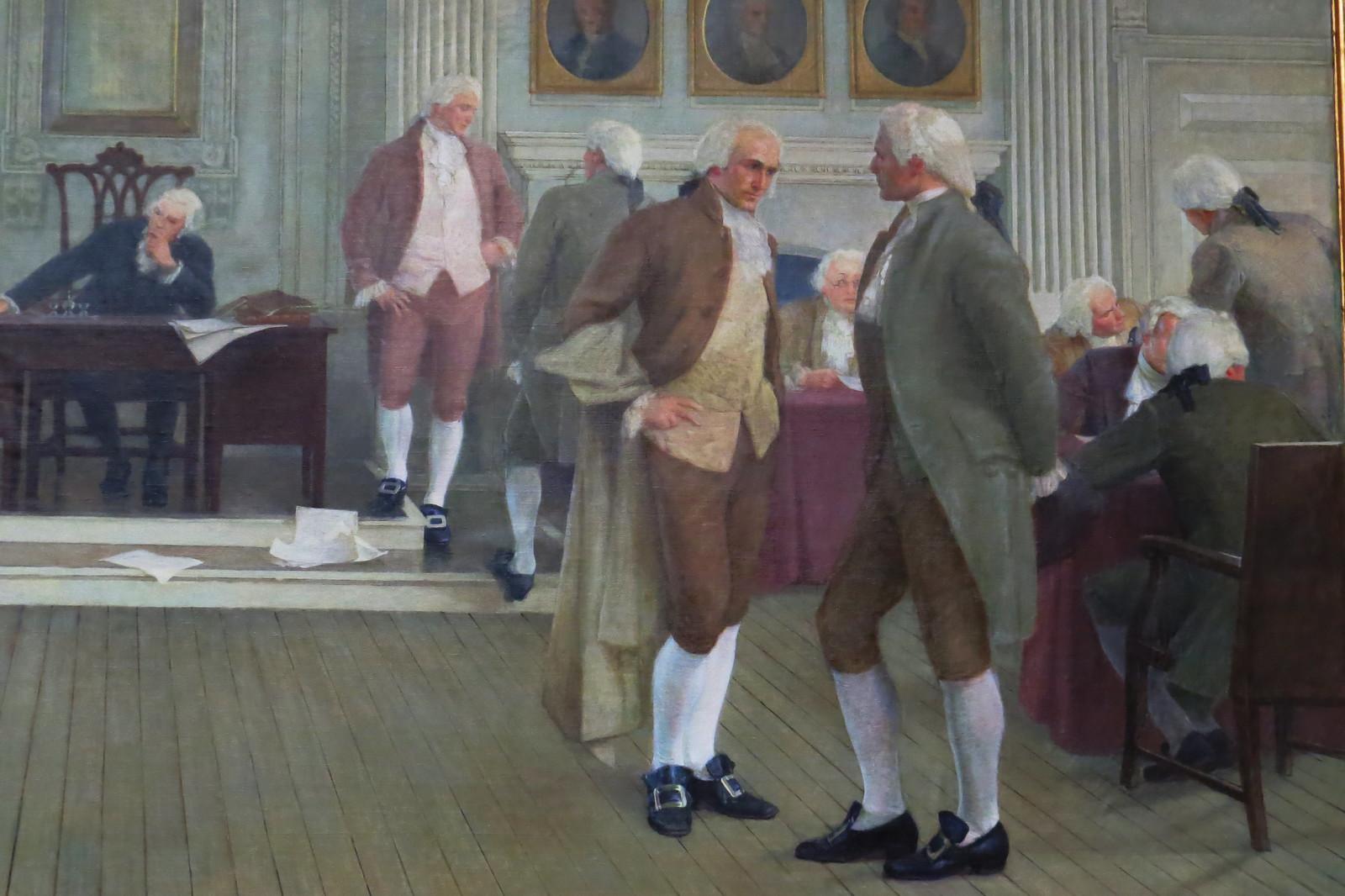 James Madison, Madison, WI