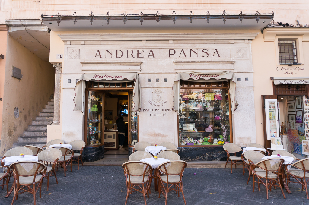 Andrea Pansa