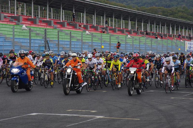 サイクル耐久レースin岡山国際サーキット2015 #2