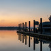 Sunrise At The Dock by lilphil78