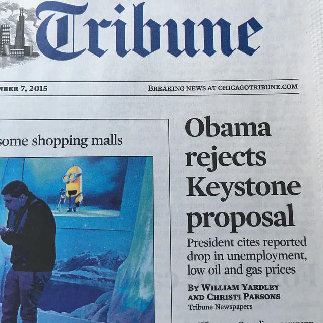 Keystone Chicago Tribune