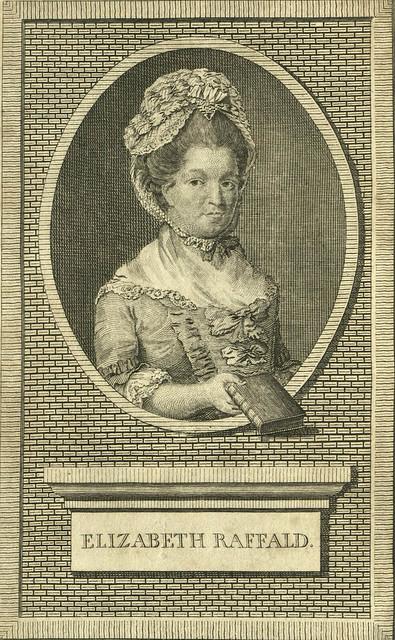 Elizabeth Raffald portrait