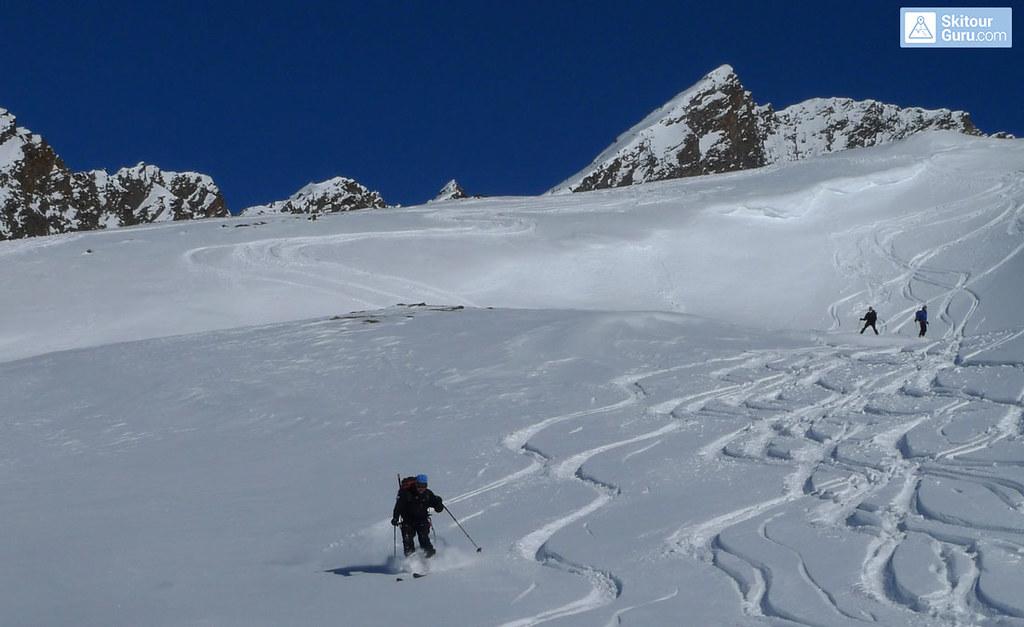 Mittlerer Seelenkogel Ötztaler Alpen / Alpi Venoste Österreich foto 20