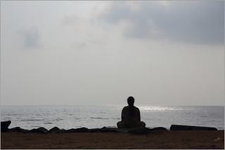 meditation, pondicherry | by nevil zaveri (thank you for 15+ million views:)
