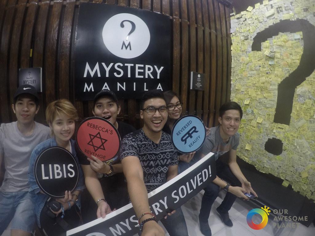 Mystery Manila: Reversed Reality