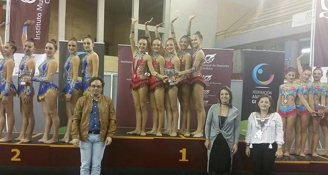 Campeonato Andalucía Conjuntos 2015