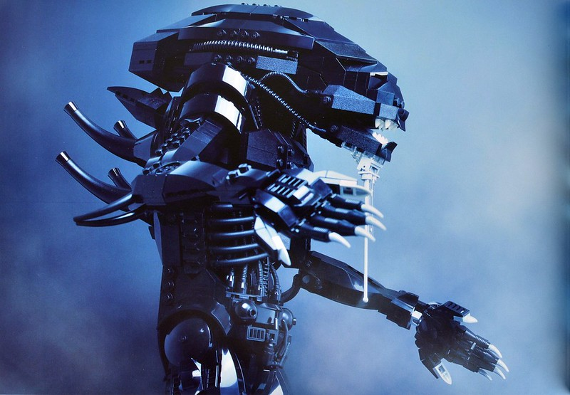 Review Alien Project Brickset Lego Set Guide And Database