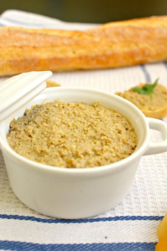 Chicken liver pate 2