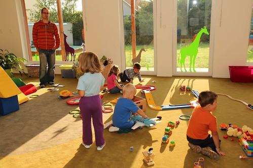 2012 - První den dětí ve školce